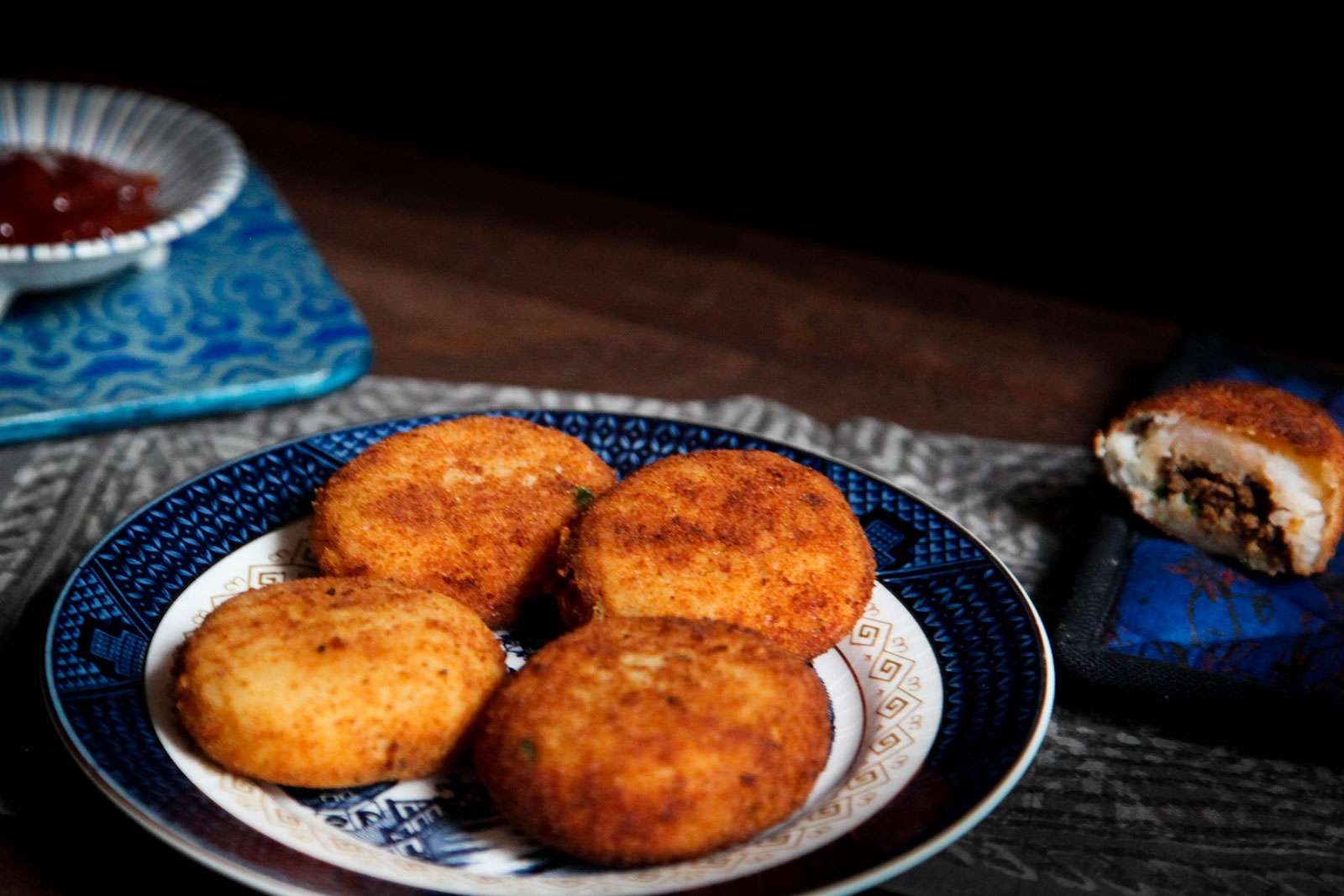 Perfect Potato Croquettes (Bangladeshi Alu Chops)