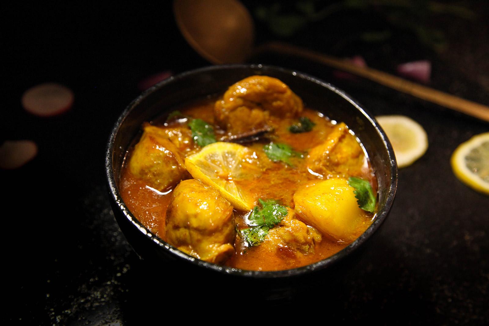 Munim's Bangladeshi chicken curry