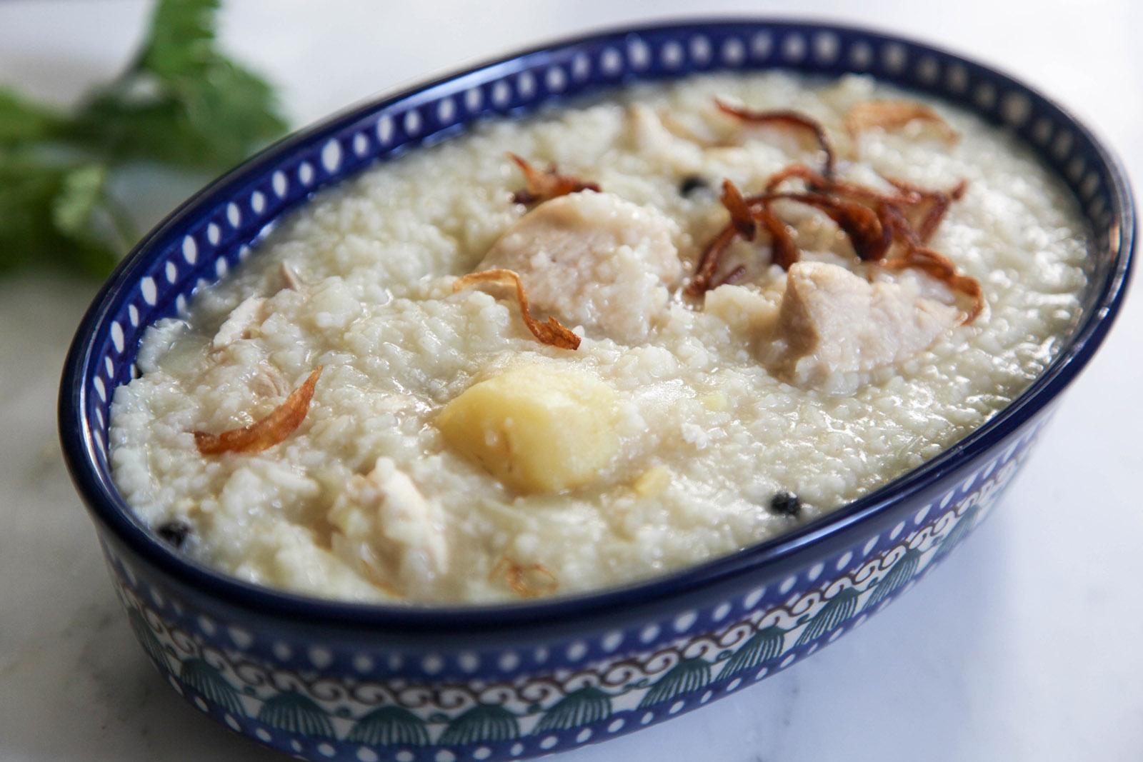 Pish Pash ready to eat